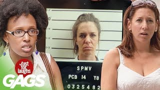 Best Of Instant Accomplice Pranks | Just For Laughs Compilation