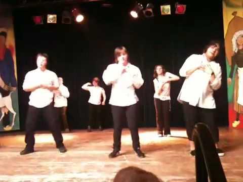 Dansgroep van Overloon