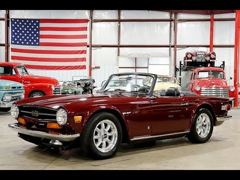 1973 Triumph TR6 (CC-1303693) for sale in Kentwood, Michigan