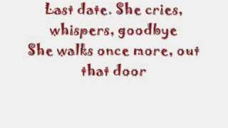 One More Sad Song (Lyrics)
