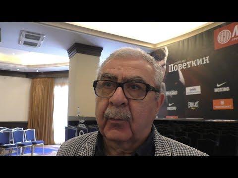 Борис Скрипко: Ошибка судьи помогла Ковалеву сохранить свое лицо
