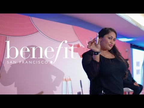Video Benefit Cosmetics SA - Brow Magic Launch | Tauriq Ajam Visuals