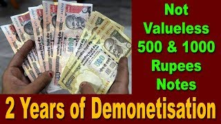 Save Coin Save Heritage : Valuable Old 500 & 1000 Rupees Notes