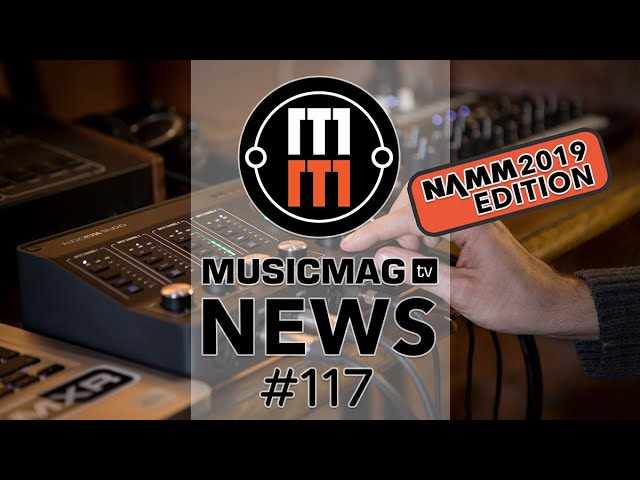 Новости NAMM 2019: NI Komplete Start, Dreadbox Komo Rebi, Arturia AudioFuse Studio и др.