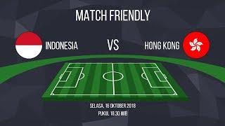 SAKSIKAN! Siaran Langsung Laga Timnas Indonesia Vs Hong Kong, Pukul 18.30 WIB