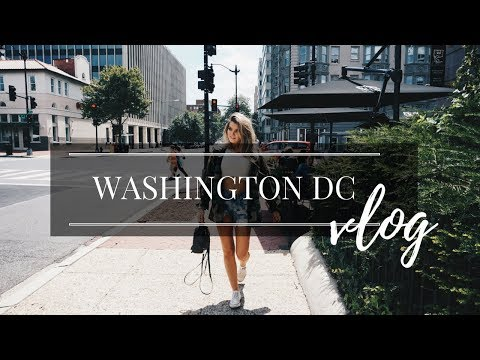 Day Trip To Washington Dc Vlog | @LilyLeeTracy