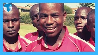 Kangaru school's second string team beats Kajiunduthi 17-0 to win