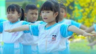 Tập Thể Dục Buổi Sáng Cùng Bé MAI VY  - Thần Đồng Âm Nhạc Việt Nam 2019 Bé MAI VY [MV Official]