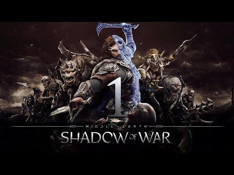 TALION ÉS AZ ORKOK FIKÁJA... | MIDDLE-EARTH: SHADOW OF WAR #1  10.10.