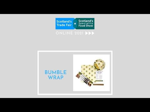 Bumble Wrap - April Live Presentation