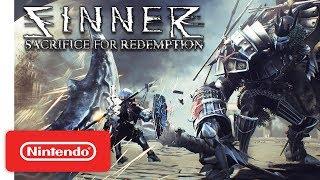 Sinner: Sacrifice for Redemption - miniatura filmu
