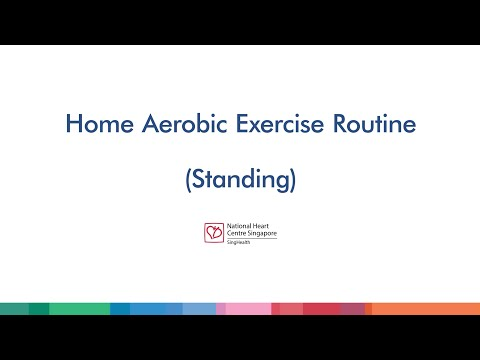 ​Exercises for Cardiac Patients (Standing)