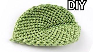 How To Make A Crochet Leaf  Simple And Easy Crochet Leaf Tutorial
