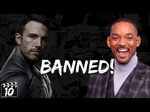 Top 10 Actors Marvel Will Never Hire - Part 3