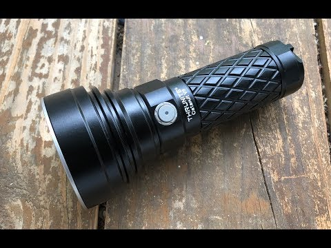 The Thrunite Catapult 6 Flashlight: A Quick Shabazz Review