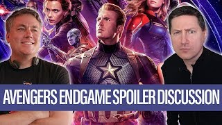 Avengers Endgame Spoiler Discussion - Openly Talking Endgame