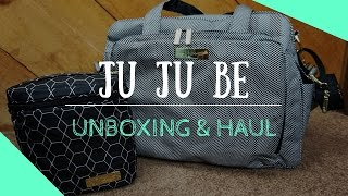 Ju Ju Be // Unboxing & Haul