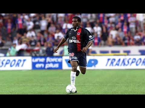 Jay-Jay Okocha, The Wizard [Goals & Skills]