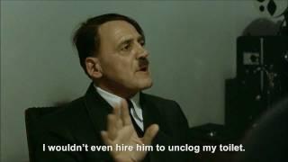 Hitler is informed hitlerrantsparodies needs a job