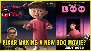 New Disney Pixar Movie Boo coming in 2020 | Monsters Inc. | Pixar