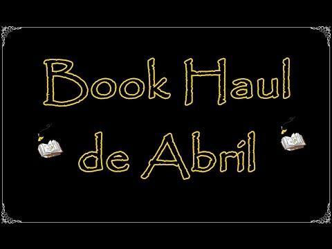Book Haul de Abril (2017) | Um Livro e Só