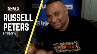 Comedian Russell Peters Goes Off on Trevor Noah + Names His Top 5 Comedians | Sway's Universe
