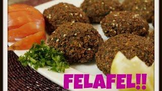 JOIN OUR FALAFEL PARTAAY!! Secrets to making best falafel ever!