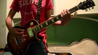 Daughtry feat Slash - What I Want (Guitar Cover)