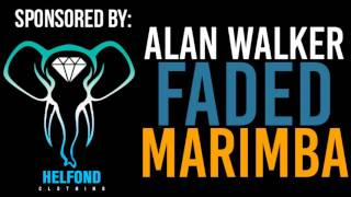 Alan Walker - Faded (Marimba Cover Remix)