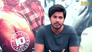 I'm aggressive in Maanagaram,I'm trying to be calm in NenjilThunivirundhal - Sundeepkishan