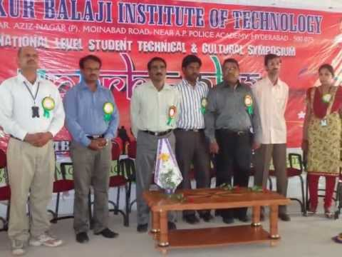 Chilkur Balaji Institute of Technology video cover1