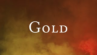 Gold by Marie Hines (Lyric Video)