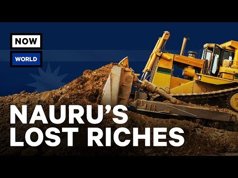 The History of Nauru: How The World's Wealthiest Country Lost Everything | NowThis World