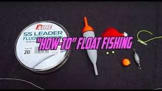 EASY How To Float Fishing Setup For Steelhead, Trout, & More!!