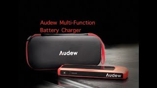 Audew Multi Function Battery Charger