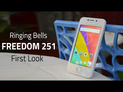 Freedom 251 First Look