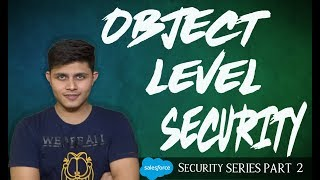 What are Profiles and Permission Sets in Salesforce ? | Object Level Security in Salesforce