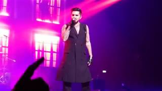 QUEEN + ADAM LAMBERT - Lucy, riffs, I Want It All, Hamburg, 20.06.2018