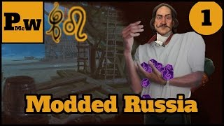 Download Video Civ 6 Modded Deity Let's Play - Peter - Russia - Earth Map - Cultural Victory - Part 1 MP3 3GP MP4
