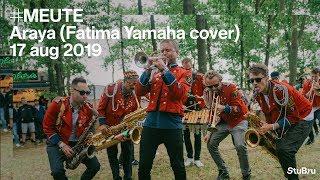 MEUTE   Araya (Fatima Yamaha Rework) —Live Op Pukkelpop 2019