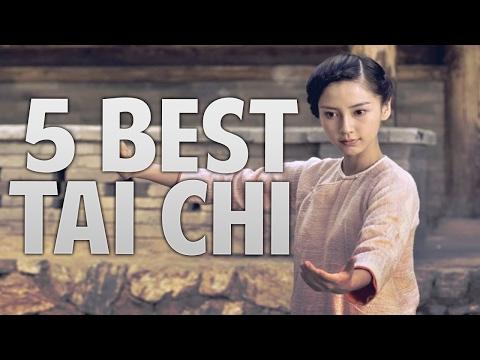 5 Tai Chi Self Defense Fighting Combat Techniques