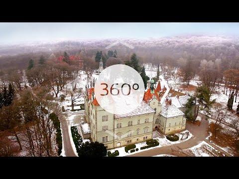 Дворец Шенборнов. Моя страна 360