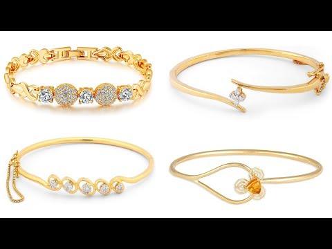 ee6c2d725ab58 Gold Bracelets in Ahmedabad, सोने के कंगन ...