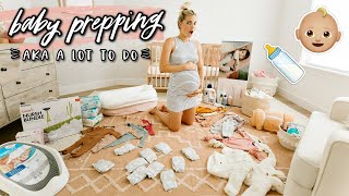 Preparing For an Actual Baby... *very stressful* | Aspyn Ovard