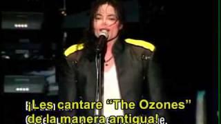 Michael Jackson - I want you back, The love you save, I'll be there (subtitulado español)