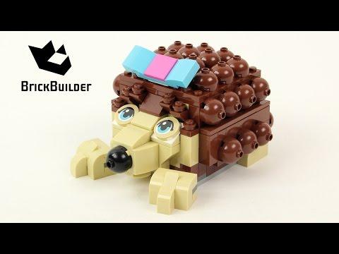 Vidéo LEGO Friends 40171 : Boîte hérisson à construire LEGO Friends