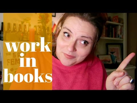 5 Signs you should work in publishing