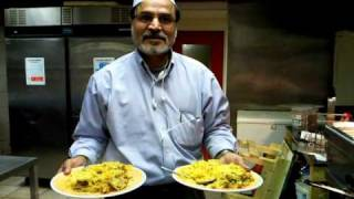 preview picture of video 'Biryani House Eat In & Take Away - Fresh Biryani and Kebabs Daily'