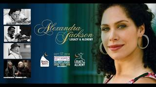 Alexandra Jackson - City Winery event is TONIGHT!
