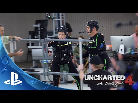 Behind The Scenes Of Uncharted 4: A Thief's End